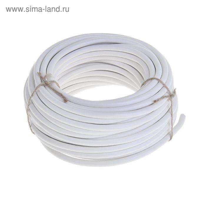 """Провод """"ГОСТок"""" ПВСн, сечение 3х1.5 мм2, 20 м, белый"""