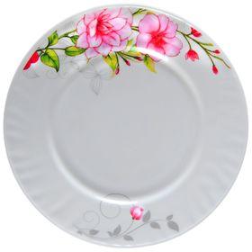 Тарелка пирожковая «Цветочная мелодия», d=15 см