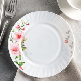 "Dessert plate 17.5 cm ""Floral melody"""