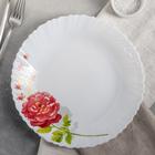 """Тарелка обеденная 26 см """"Китайская роза"""""""