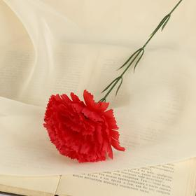 "The artificial flower ""Red carnation"""