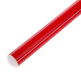 Палка гимнастическая 30 см, цвет: красный Ош