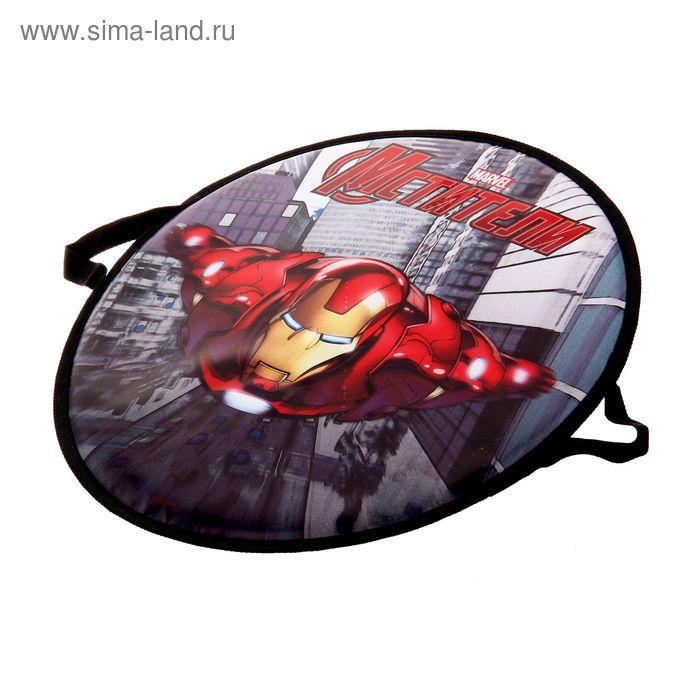 """Ледянка Marvel """"Железный человек"""", круглая, диаметр 52 см"""
