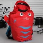 """Рюкзак для бассейна и пляжа """"Лобстер"""", красный"""