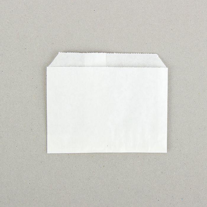 Пакет бумажный, для картофеля «Фри», из жировлагостойкой бумаги 11,5 х 10 см