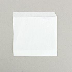 Пакет бумажный фасовочный, «Уголок», из жировлагостойкой бумаги 17,5 х 17,5 см Ош