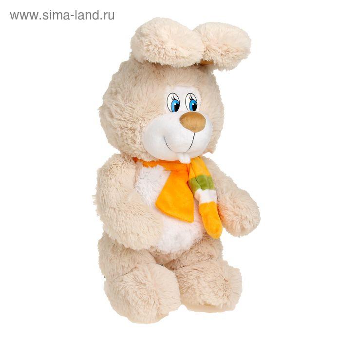 """Мягкая игрушка """"Зайчонок Хрум малый"""""""