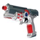 Пистолет «Суперпушка», световые и звуковые эффекты, работает от батареек