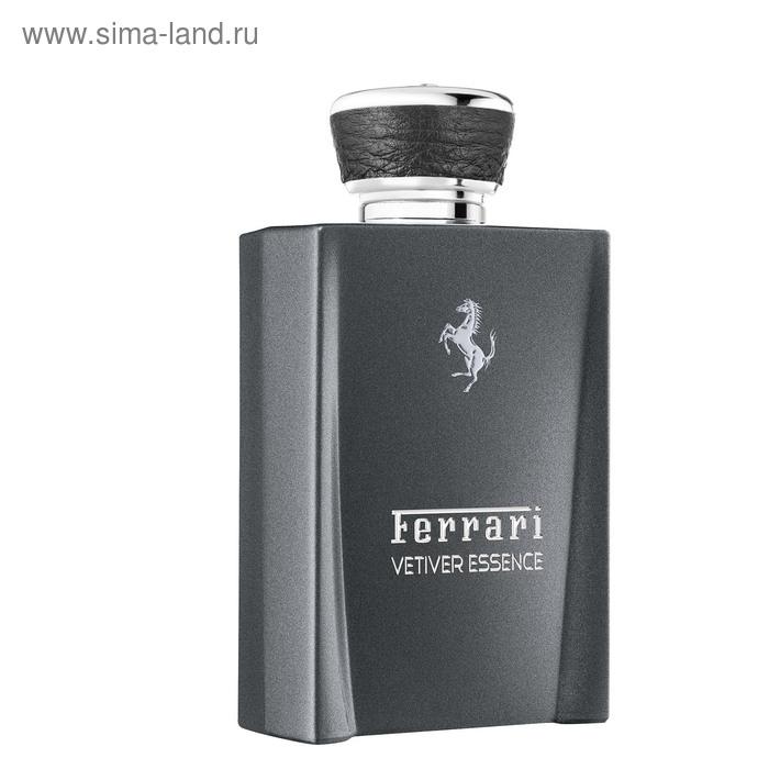 Парфюмерная вода Ferrari Vetiver Essence, 100 мл