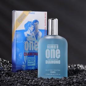 Туалетная вода Number One Diamond Intense Perfume, мужская, 100 мл