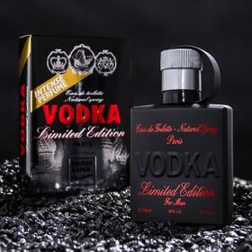 Туалетная вода Vodka Limited Edition Intense Perfume, мужская, 100 мл