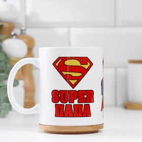 """Circle """"Super dad for my mom"""", c applying"""