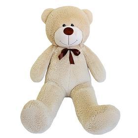 """Мягкая игрушка """"Мишка Федор"""", цвет бежевый, 145 см"""