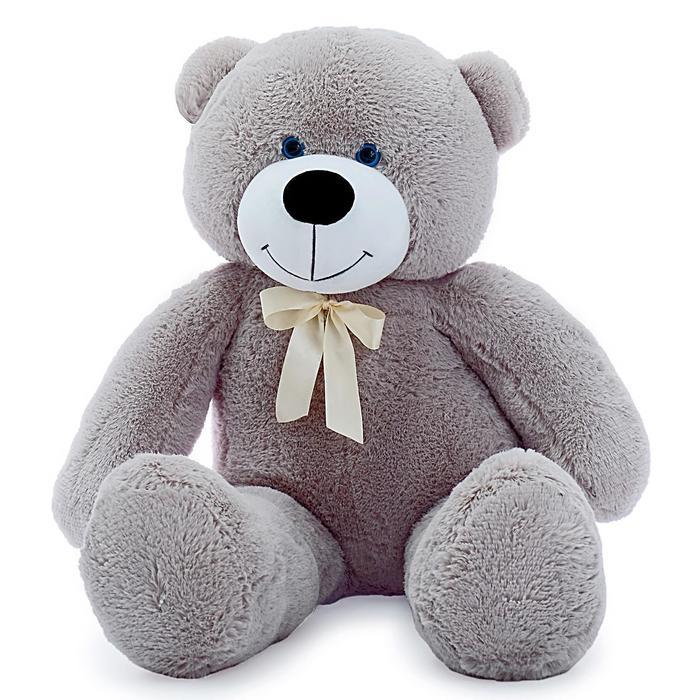 Мягкая игрушка «Мишка Фёдор», 105 см, цвета МИКС