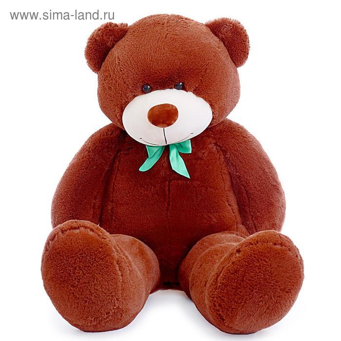 """Мягкая игрушка """"Мишка Федор"""", цвет коричневый"""
