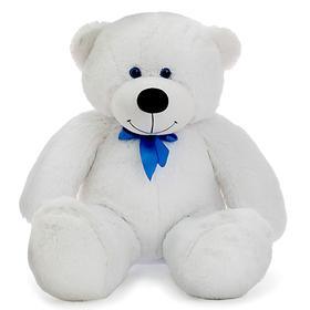 Мягкая игрушка «Мишка Фёдор», 105 см, цвет белый, МИКС