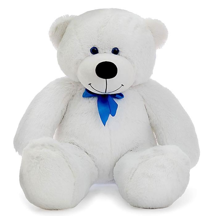 """Мягкая игрушка """"Мишка Федор"""", цвет белый, 105 см"""
