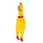 "Прикол ""Курица"" кричит в сетке 16 см"
