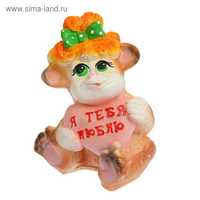 """Сувенир """"Обезьянка Анфиска"""""""