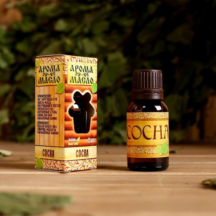 Эфирное аромамасло для бани и сауны