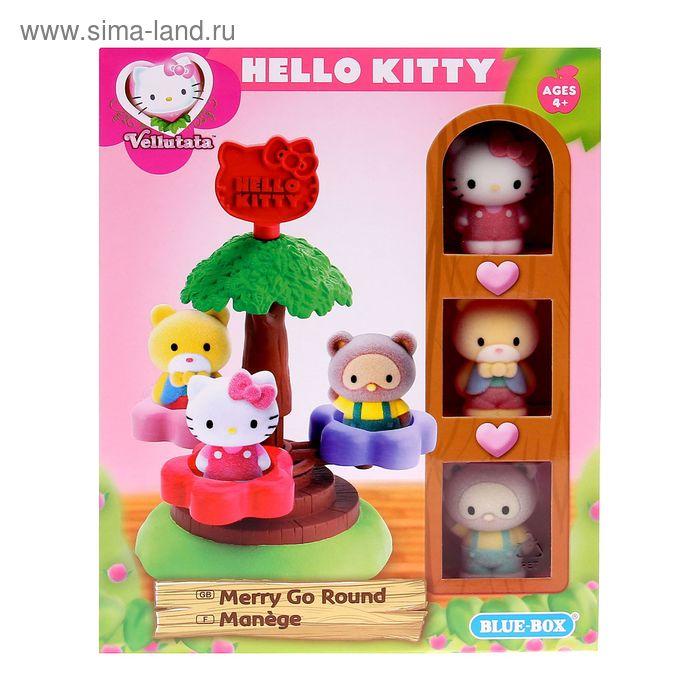 """Игровой набор """"Волшебная карусель"""" Hello Kitty"""