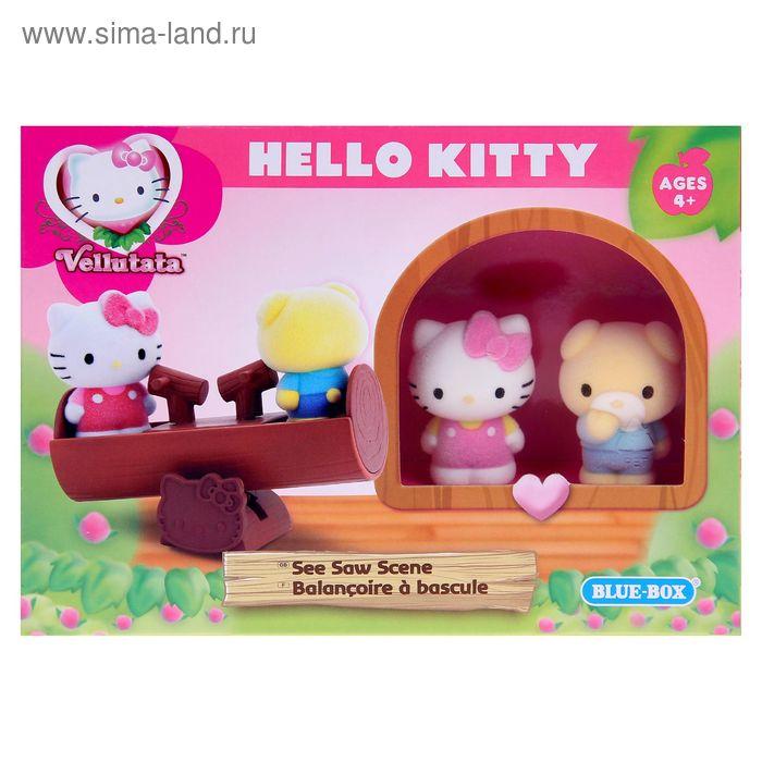 """Игровой набор """"Весёлые качели"""" Hello Kitty"""