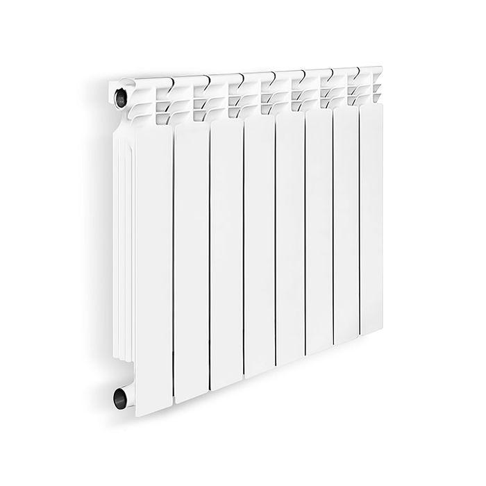 Радиатор биметаллический Oasis, 500 х 80 мм, 8 секций