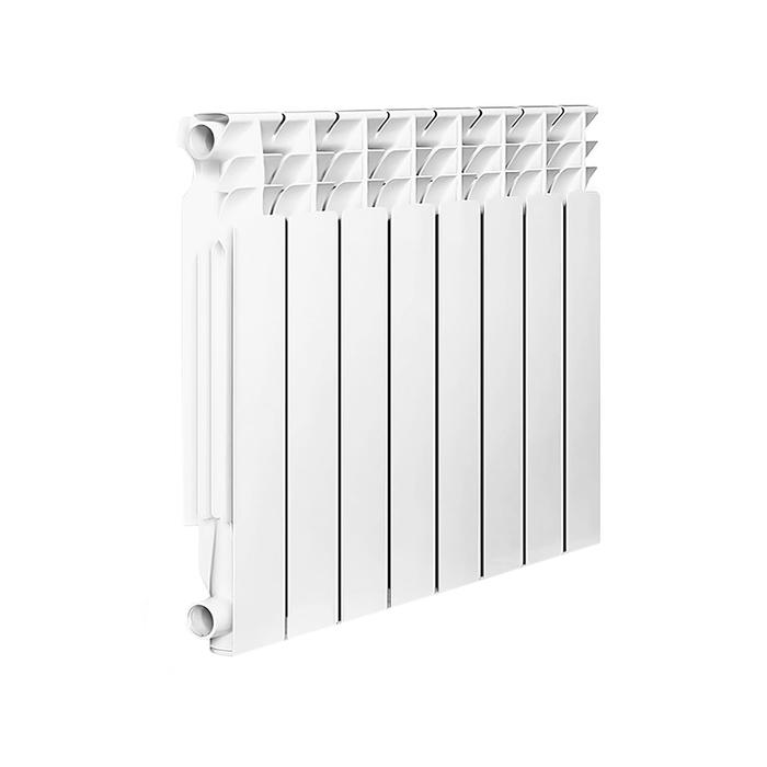 Радиатор алюминиевый Oasis TL/500/80/8, 500х80 см, 8 секций