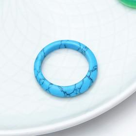 Кольцо литое 'МИКС камней', 5 мм, размер МИКС Ош