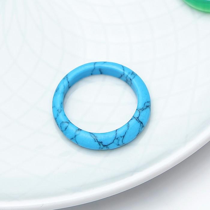 """Кольцо литое """"МИКС камней"""", 5 мм, размер МИКС"""