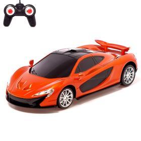 Машина на радиоуправлении McLaren P1, масштаб 1:24, МИКС