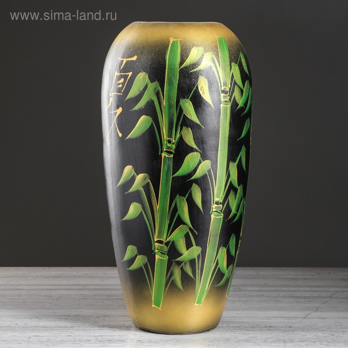 "Ваза напольная ""Аурика"" бамбук, микс"