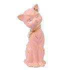 розовый с веревкой