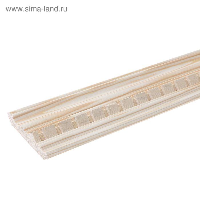 Карниз  «Готика» 18х100х2000 мм