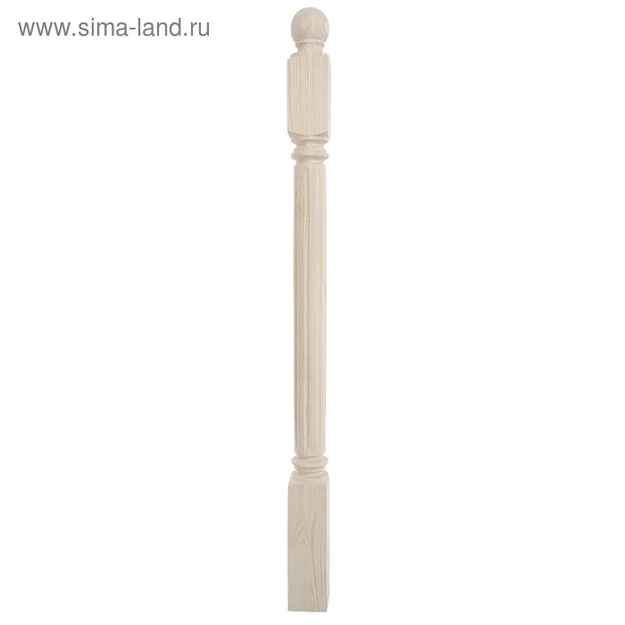 Столб сорт А 80х80х1200мм Тип-25