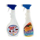 Средство для стеклокерамики уход, защита и чистка Mister Dez с запахом лимона, с распылителем, 500