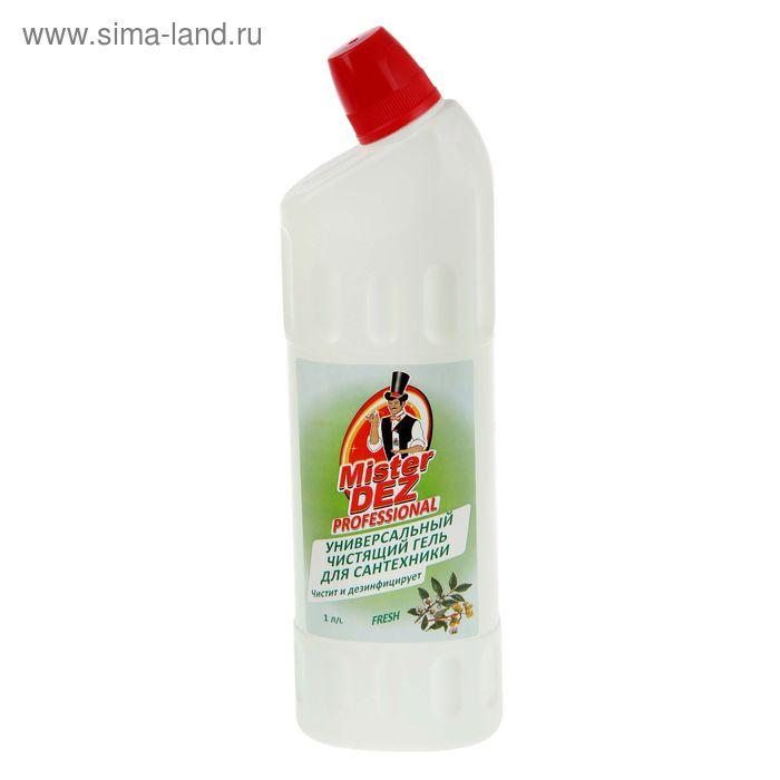 Средство моющее для сантехники Mister Dez Professional, 1 л