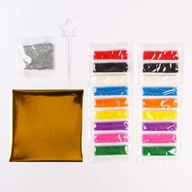 """Фреска песком (9 цветов) и блёстками """"Рапунцель"""", Принцессы, бонус: раскраска"""