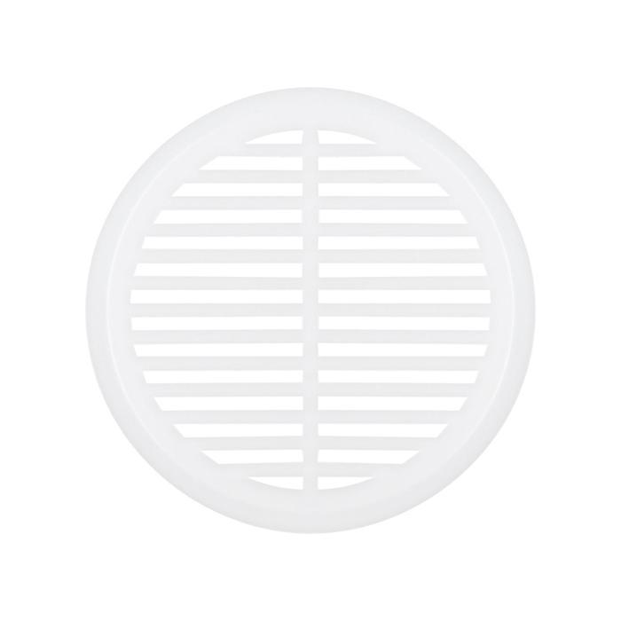 """Решетка переточная """"Эковент"""" 05ДП, круглая, с фланцем, d=68 мм"""