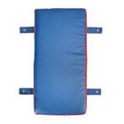 Подушка настенная, размер 30 х 60 х 15 см, цвета МИКС
