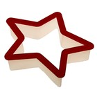 "Форма для печенья 9,5х11 см ""Звезда"" - фото 308034349"