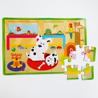 "Play Mat - puzzle ""Pets"", 28 items"