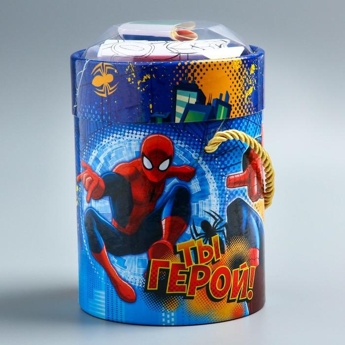 """Коробка подарочная """"Ты круче всех"""" 11,5 х15 см"""