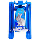 Снегокат Тимка Спорт 4-1 Rabbit - фото 2226538