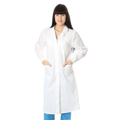 Халат медицинский женский, размер 40-42, рост 158-164 см