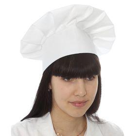 The hat, 58 x 60 cm, white