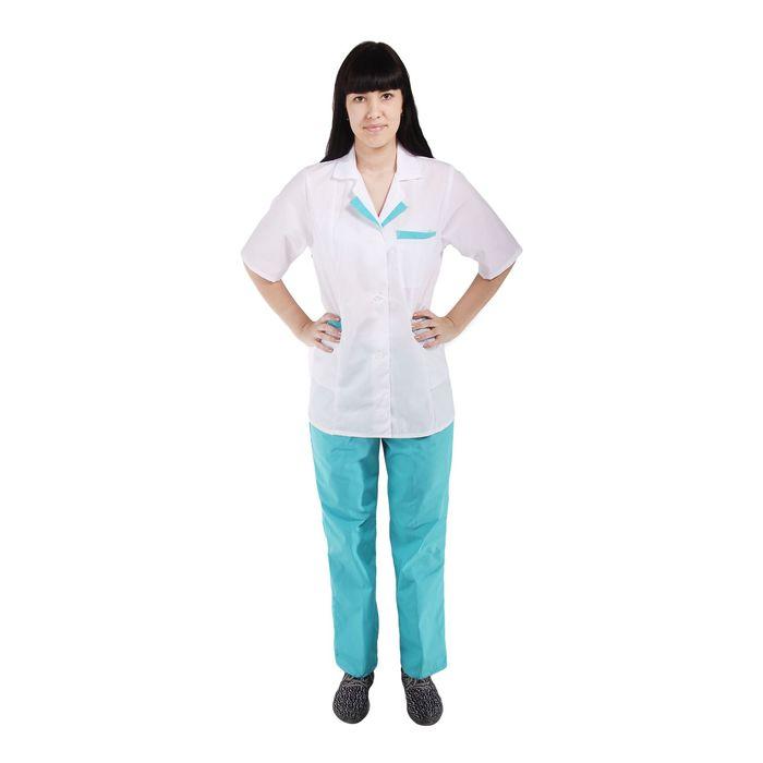 Костюм медицинский женский «Лиза», размер 44-46, рост 158-164 см