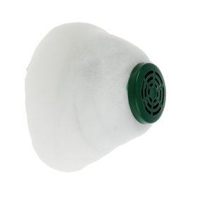 Полумаска 'СИБРТЕХ', фильтрующая, У-2К, FFP1, поролоновая Ош