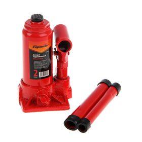 Hydraulic jack Sparta, 2 t, bottle, lift 148–278 mm.