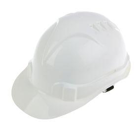 Каска защитная 'СИБРТЕХ', из ударопрочной пластмассы, белая Ош